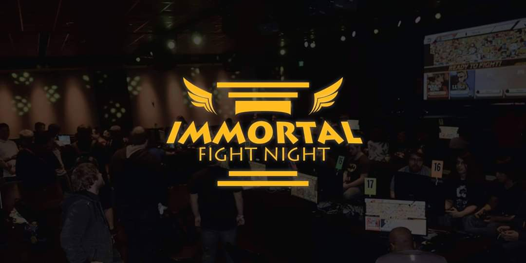 Claim to Fame Entertainment - Immortal Fight Night 2019