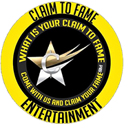Claim to Fame Entertainment Logo