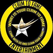 Claim to Fame Entertainment Logo